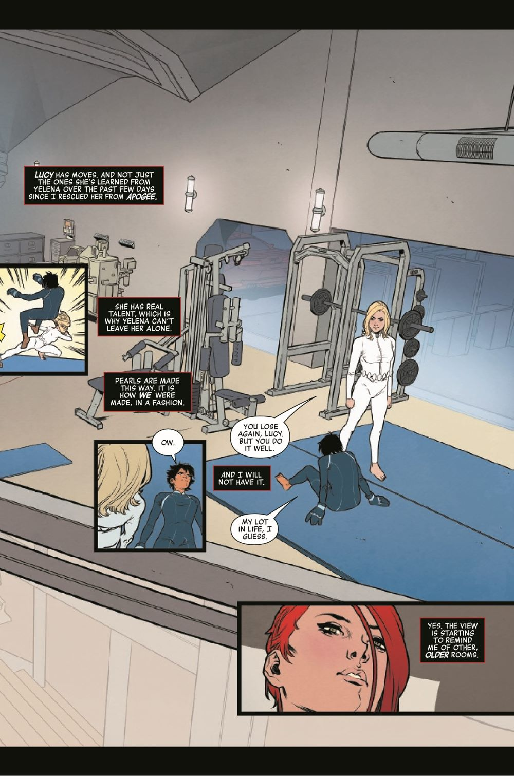 BLAW2020007_Preview-5 ComicList Previews: BLACK WIDOW #7
