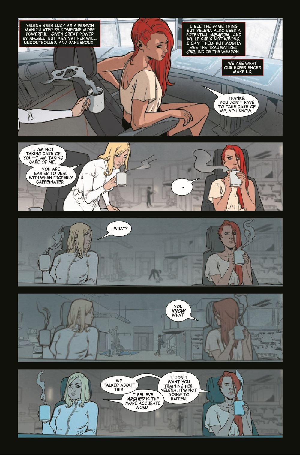 BLAW2020007_Preview-6 ComicList Previews: BLACK WIDOW #7
