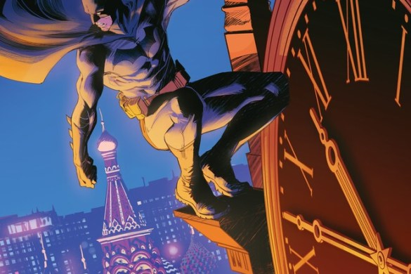 BTW_Russia_60ad46c769d188.08246877 The Dark Knight receives multicultural anthology BATMAN: THE WORLD