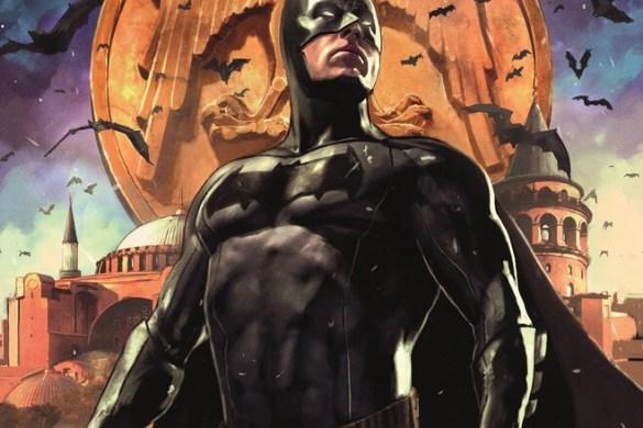 BTW_Turkey_60ad473c2b6f21.40050364 The Dark Knight receives multicultural anthology BATMAN: THE WORLD