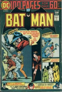 Batman-259-203x300 Speculating on The Shadow: Pulps to Comics