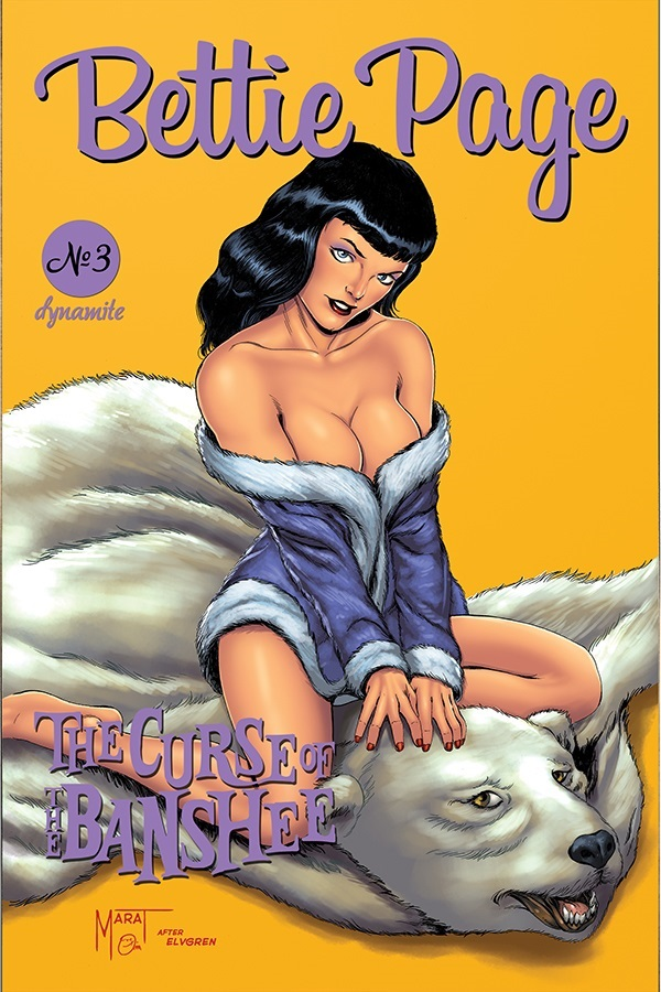 BettiePage2021-03-03011-A-Michels Dynamite Entertainment August 2021 Solicitations