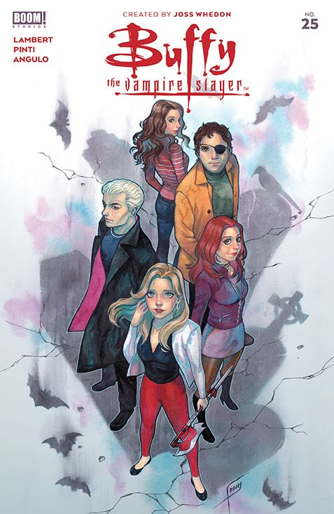 Buffy_025_Cover_A_Main ComicList: BOOM! Studios New Releases for 05/12/2021