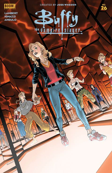 Buffy_026_Cover_B_Multiverses ComicList: BOOM! Studios New Releases for 06/02/2021