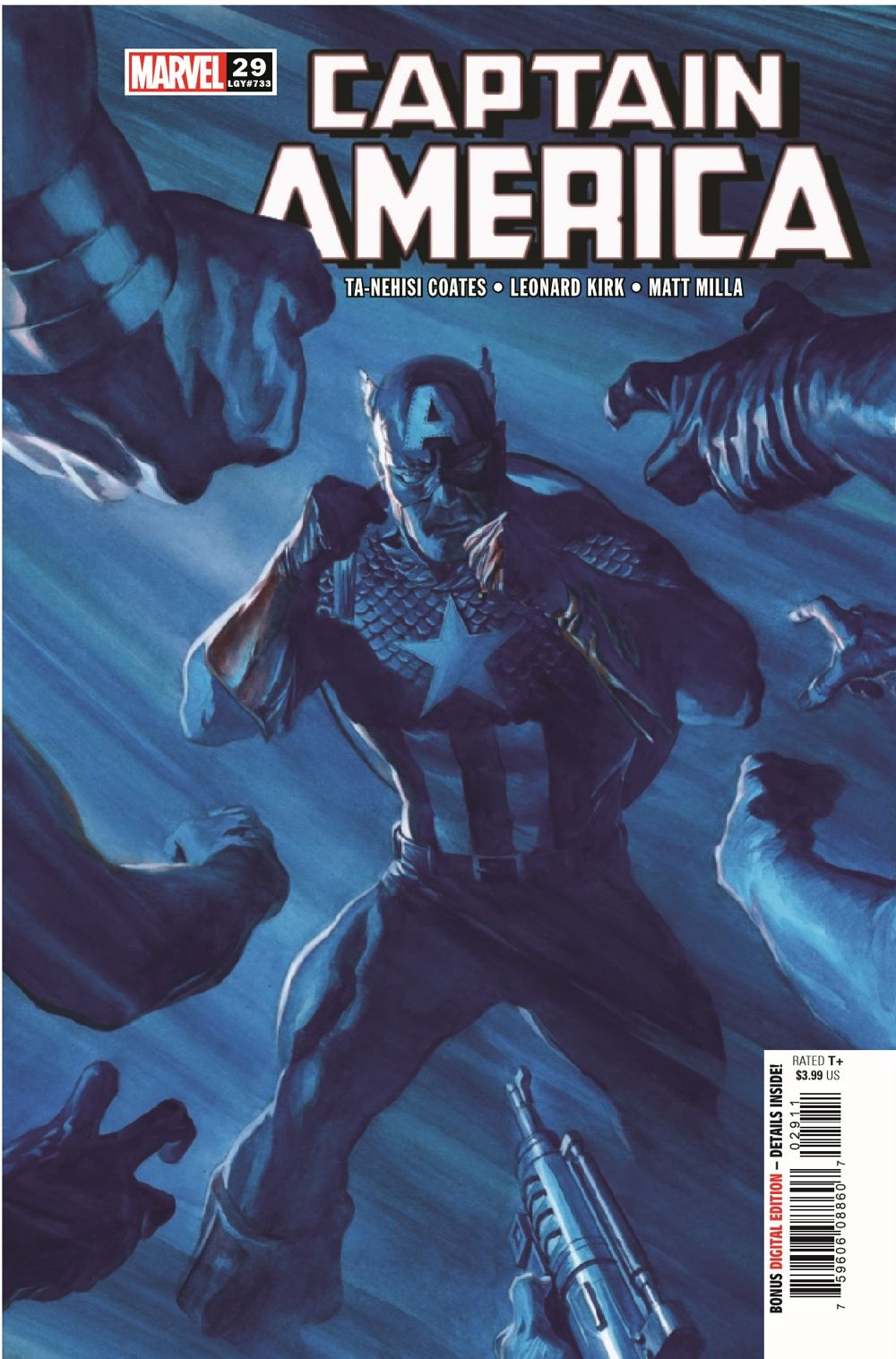 CAPA2018029_Preview-1 ComicList Previews: CAPTAIN AMERICA #29