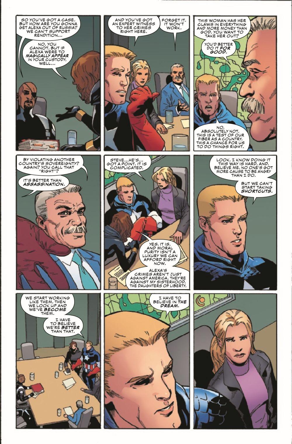CAPA2018029_Preview-3 ComicList Previews: CAPTAIN AMERICA #29