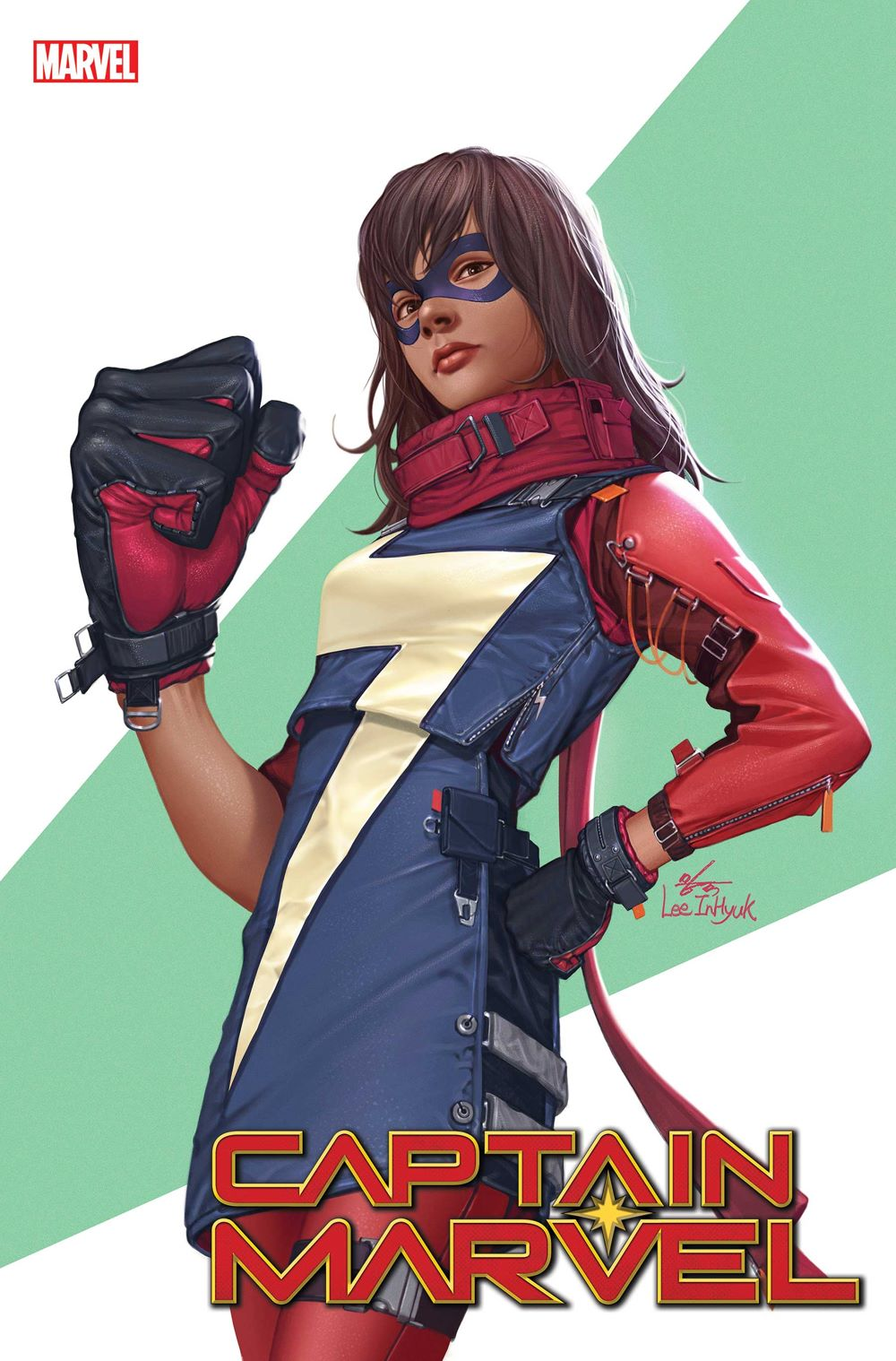 CAPMARV2019031_InHyuk_Lee_VAR-1 Marvel Comics August 2021 Solicitations