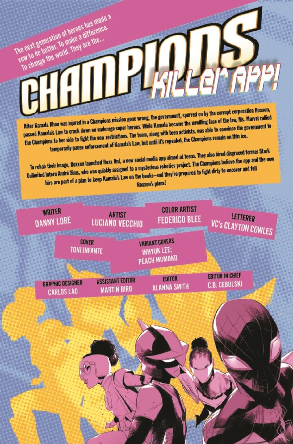 CHAMP2020007_Preview-2 ComicList Previews: CHAMPIONS #7