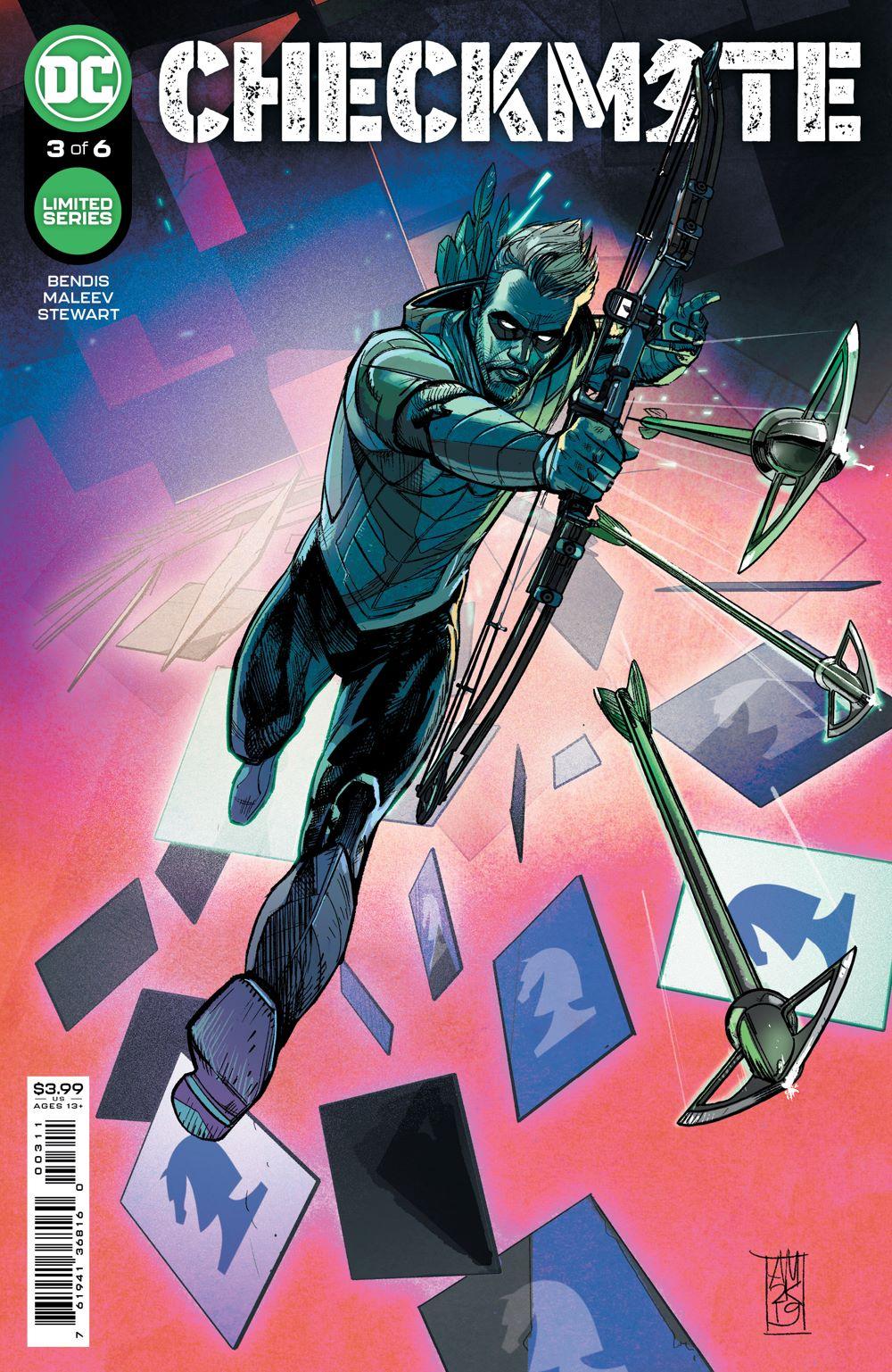 CHECKMATE_Cv3 DC Comics August 2021 Solicitations