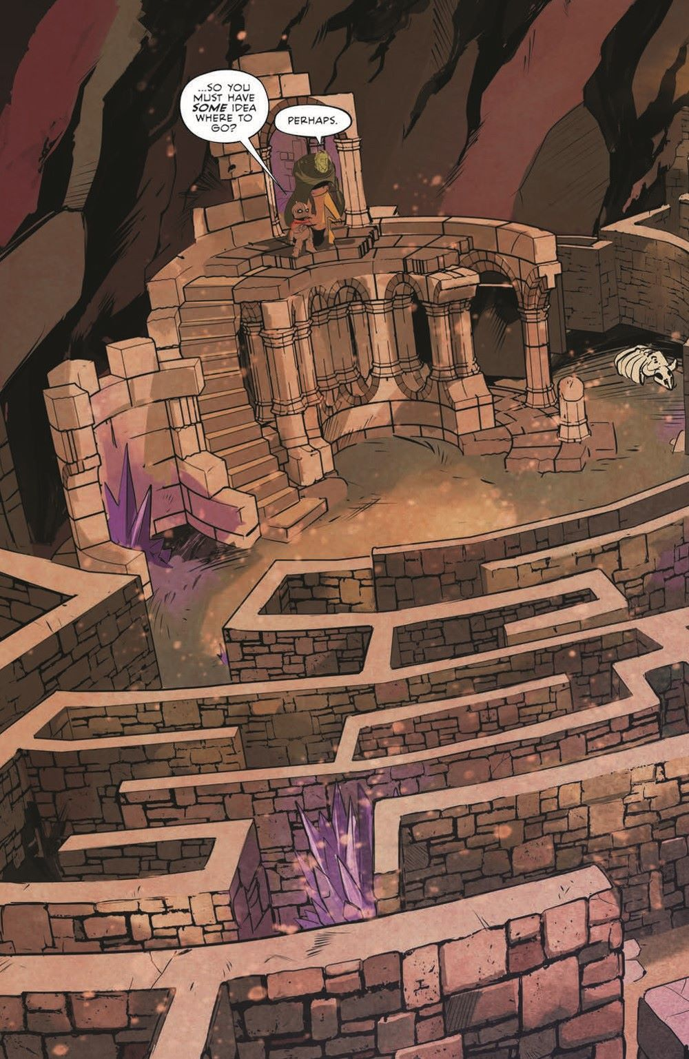Canto-CoG02_pr-4 ComicList Previews: CANTO AND THE CITY OF GIANTS #2 (OF 3)