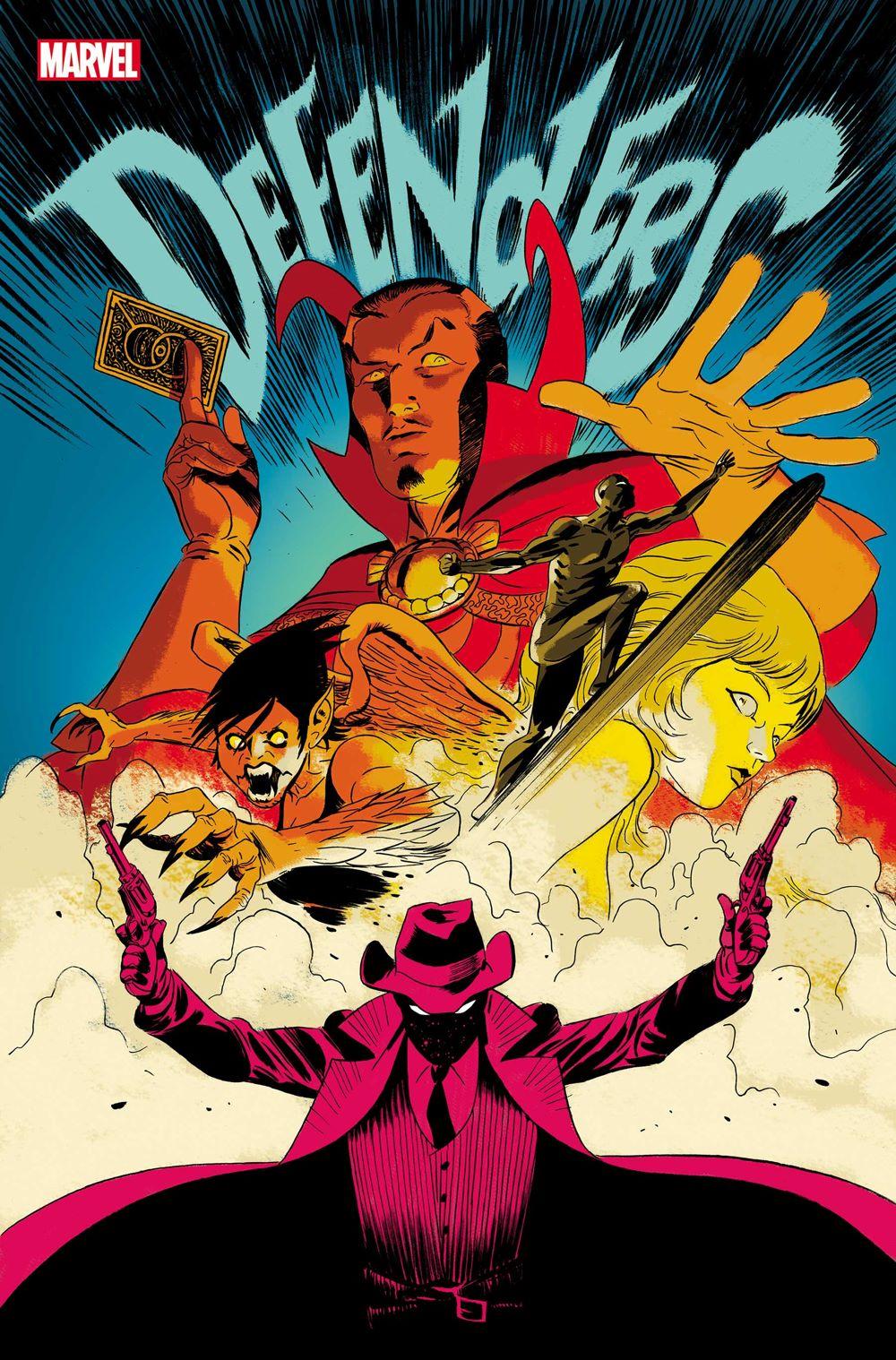 DEFENDERS2021001_Martin_var Marvel Comics August 2021 Solicitations