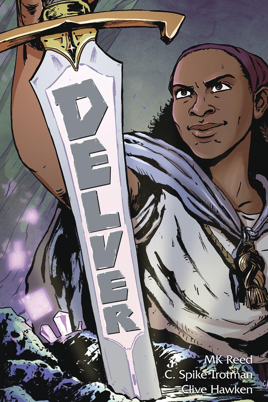 DELVER_CVR_4x6_SOL-3 Dark Horse Comics August 2021 Solicitations