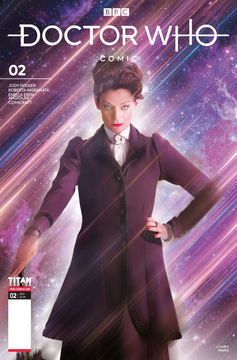 DW_Missy_2_COVERS_Page_2 ComicList Previews: DOCTOR WHO MISSY #2