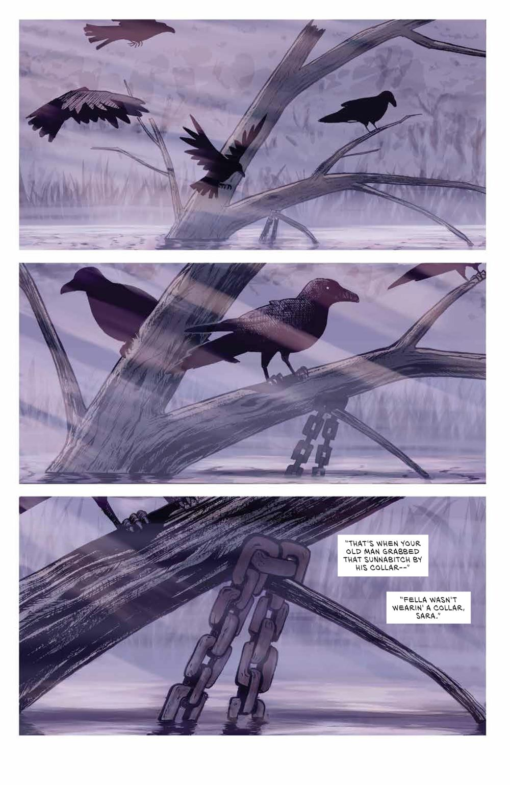 DownRiverPeople_SC_PRESS_11 ComicList Previews: THE DOWN RIVER PEOPLE GN