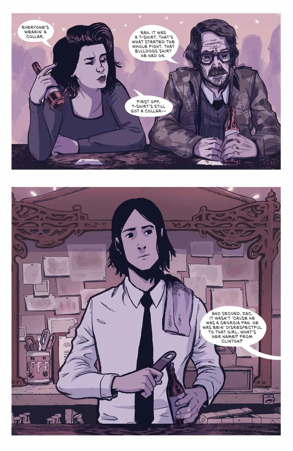 DownRiverPeople_SC_PRESS_12 ComicList Previews: THE DOWN RIVER PEOPLE GN