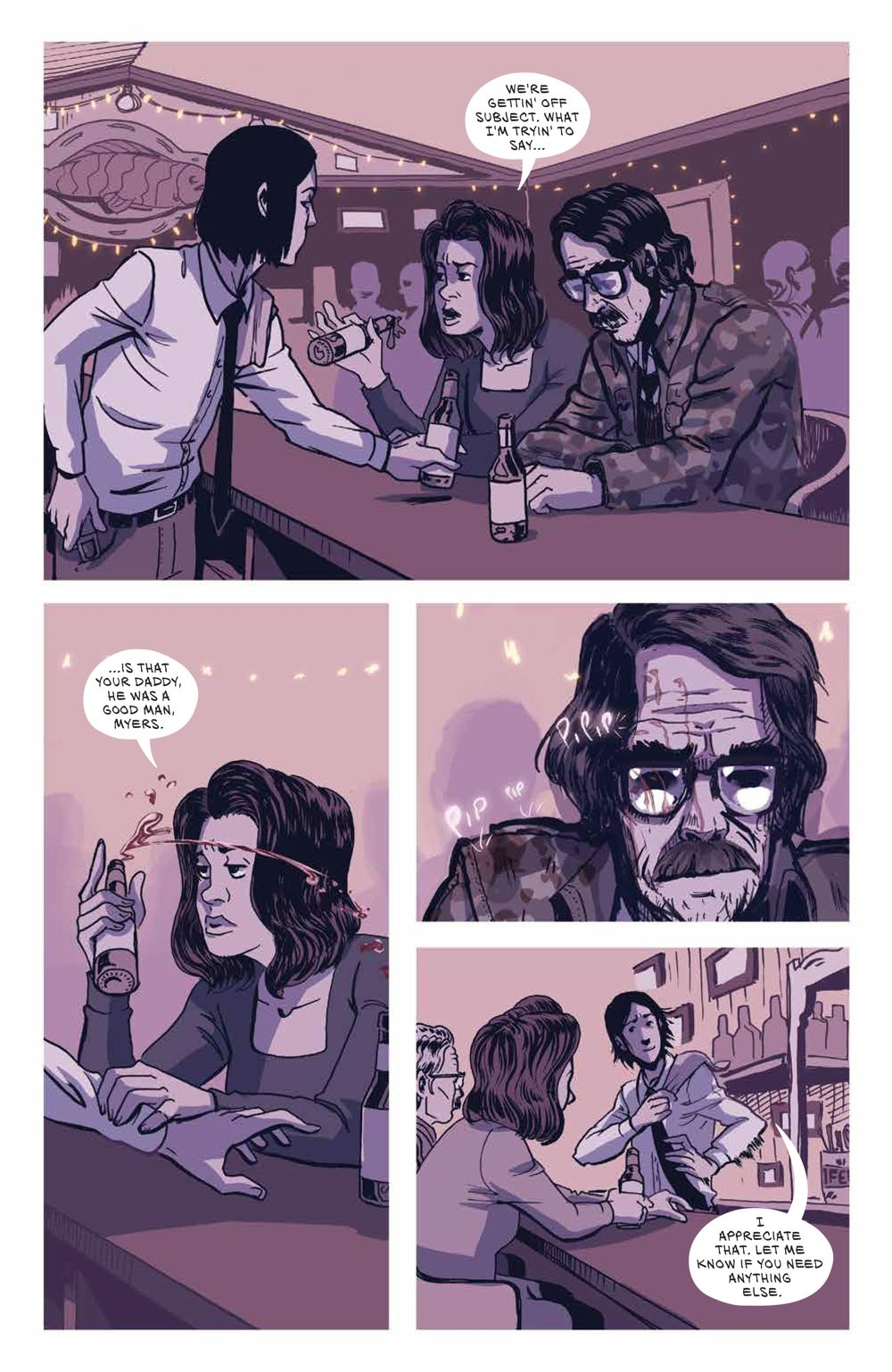 DownRiverPeople_SC_PRESS_13 ComicList Previews: THE DOWN RIVER PEOPLE GN