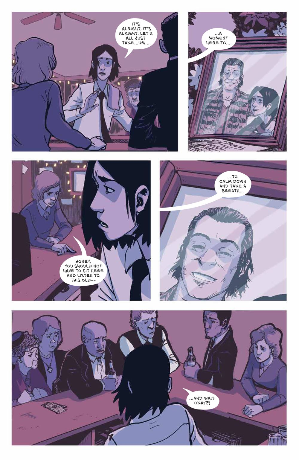 DownRiverPeople_SC_PRESS_20 ComicList Previews: THE DOWN RIVER PEOPLE GN