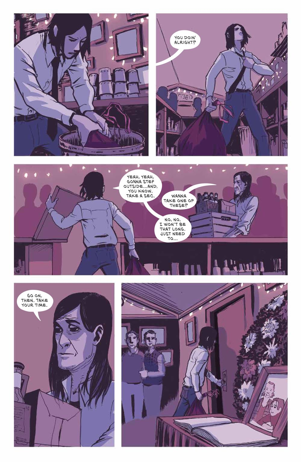 DownRiverPeople_SC_PRESS_21 ComicList Previews: THE DOWN RIVER PEOPLE GN