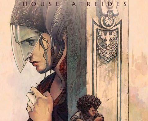 Dune_HouseAtreides_007_Cover_A_Main ComicList Previews: DUNE HOUSE ATREIDES #7 (OF 12)