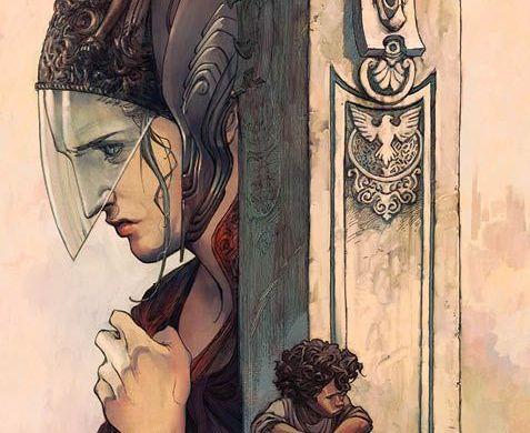 Dune_HouseAtreides_007_Cover_C_Variant ComicList Previews: DUNE HOUSE ATREIDES #7 (OF 12)