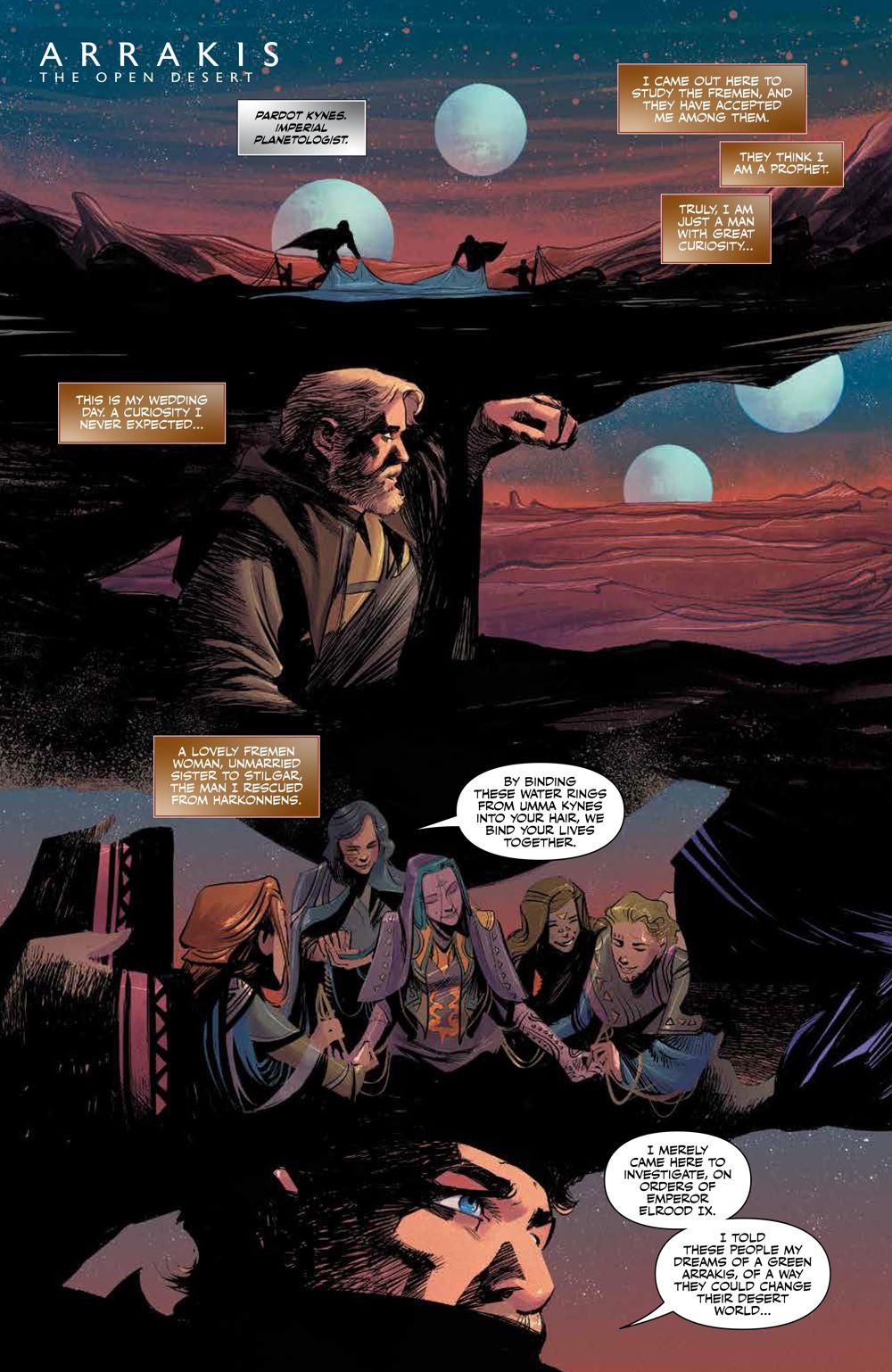 Dune_HouseAtreides_007_PRESS_3 ComicList Previews: DUNE HOUSE ATREIDES #7 (OF 12)