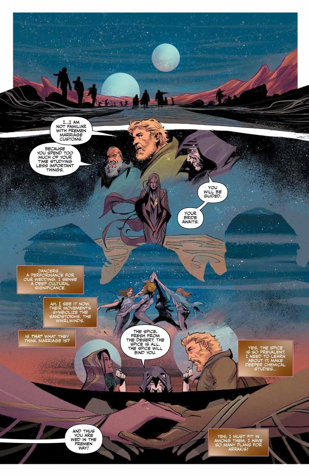 Dune_HouseAtreides_007_PRESS_5 ComicList Previews: DUNE HOUSE ATREIDES #7 (OF 12)