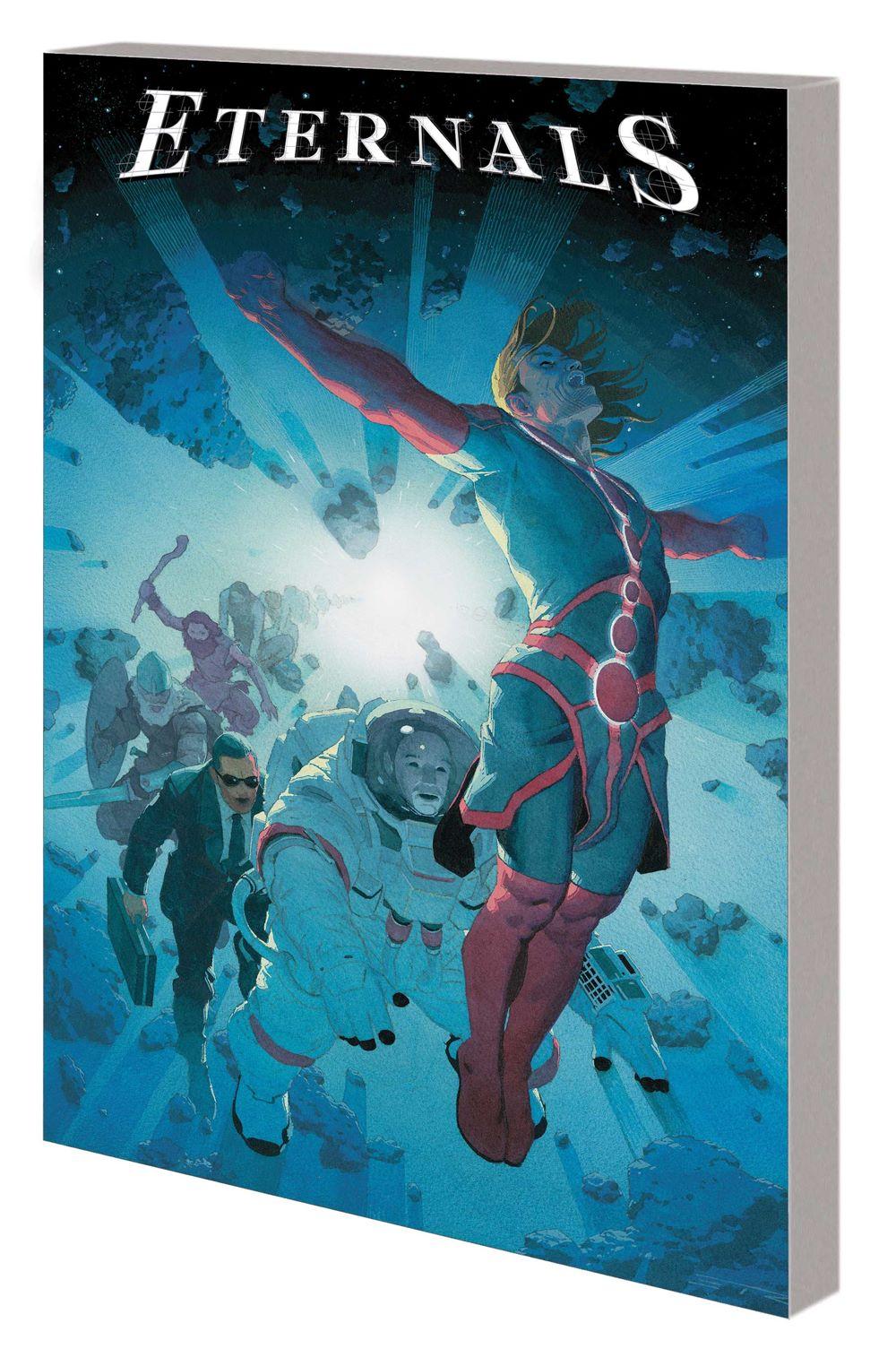 ETERNALS_VOL_1_TPB Marvel Comics August 2021 Solicitations