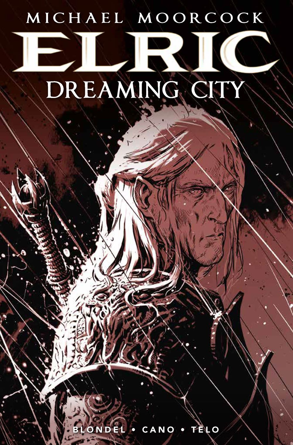 Elric_TheDreamingCity1_Cover_C Titan Comics August 2021 Solicitations