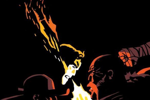 FirePower12G_ZonjicCover_c6815a0147f8285e3b5042ebb3626151 FIRE POWER BY KIRKMAN & SAMNEE celebrates anniversary with monumental twelfth issue