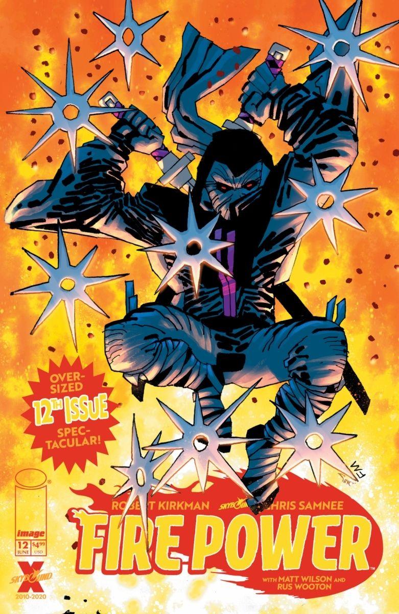 FirePower12L_MillerCover_c6815a0147f8285e3b5042ebb3626151 ComicList: Image Comics New Releases for 06/02/2021
