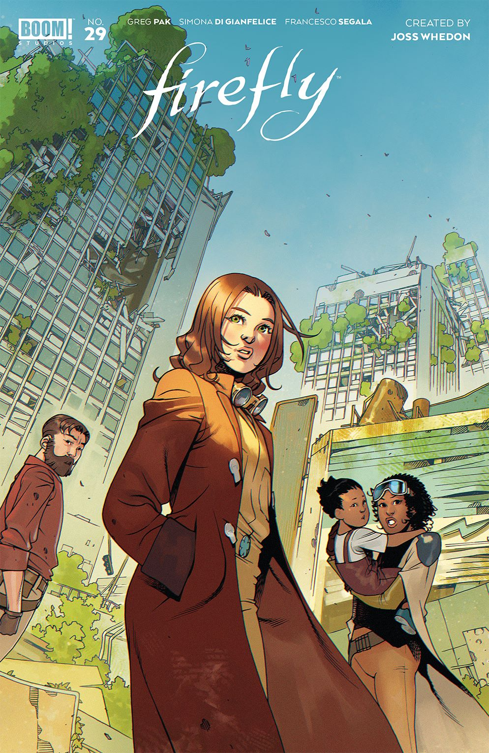 Firefly_029_Cover_A_Main ComicList Previews: FIREFLY #29