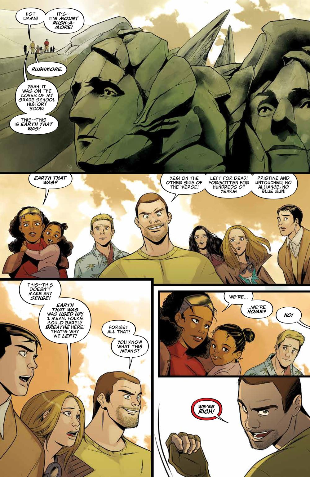Firefly_029_PRESS_8 ComicList Previews: FIREFLY #29