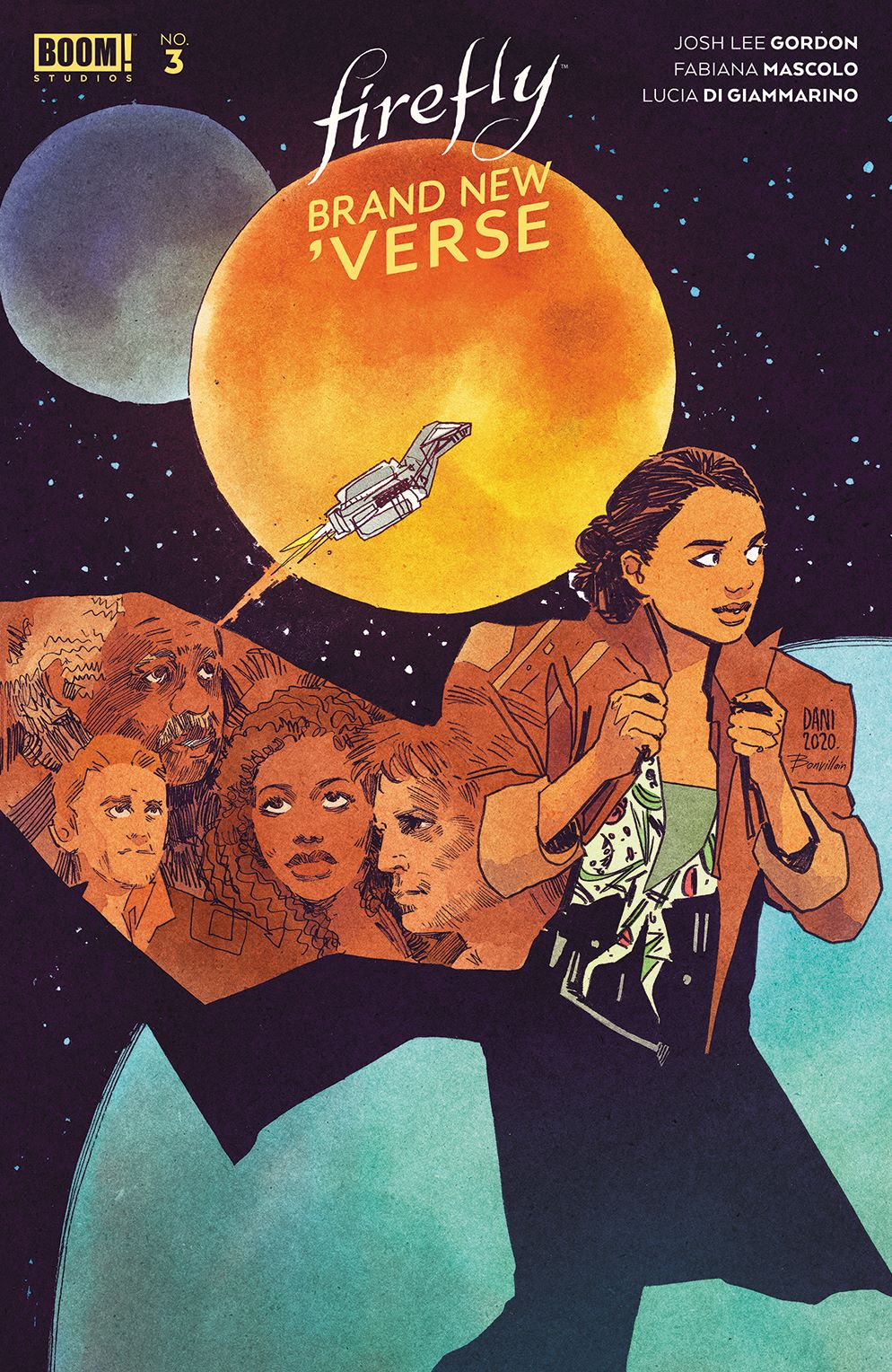 Firefly_BrandNewVerse_003_Cover_C_Variant ComicList Previews: FIREFLY A BRAND NEW 'VERSE #3 (OF 6)