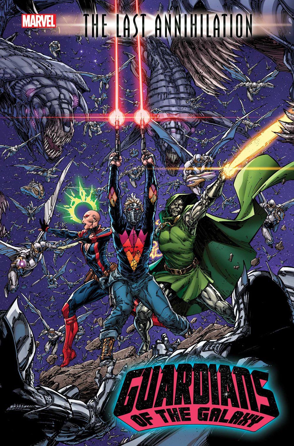 GARGAL2020017_cov Marvel Comics August 2021 Solicitations