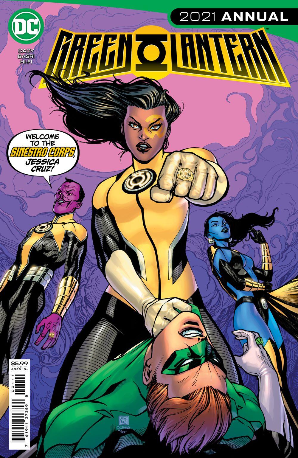 GLANN2021_Cv1 DC Comics August 2021 Solicitations