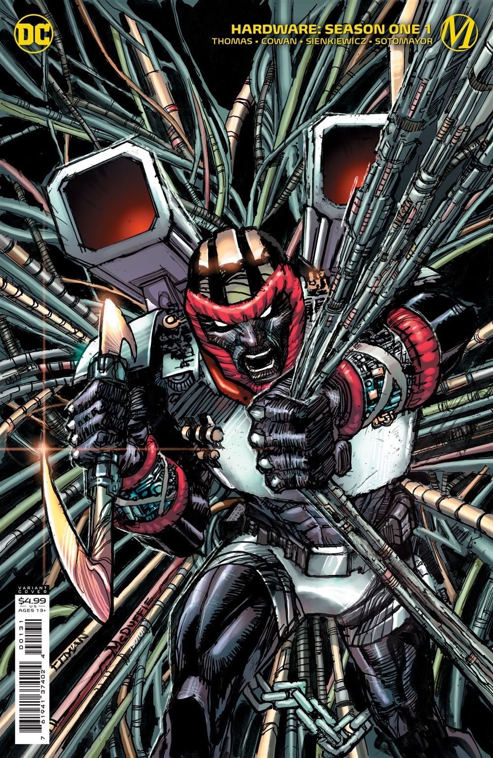 HARDWARE_S1_Cv1_Var02 DC Comics August 2021 Solicitations