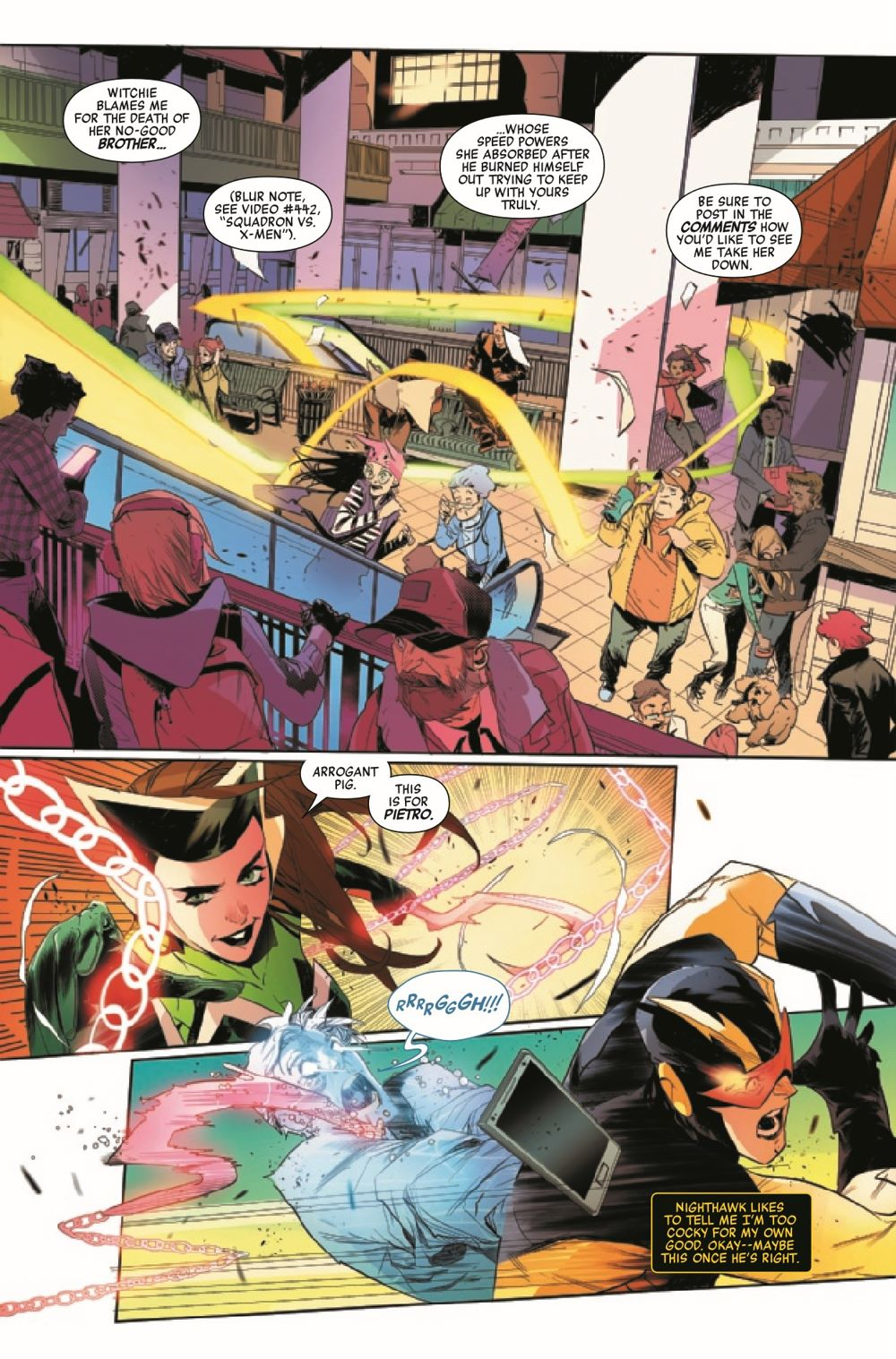 HEROESREBORN2021003_Preview-5 ComicList Previews: HEROES REBORN #3 (OF 7)