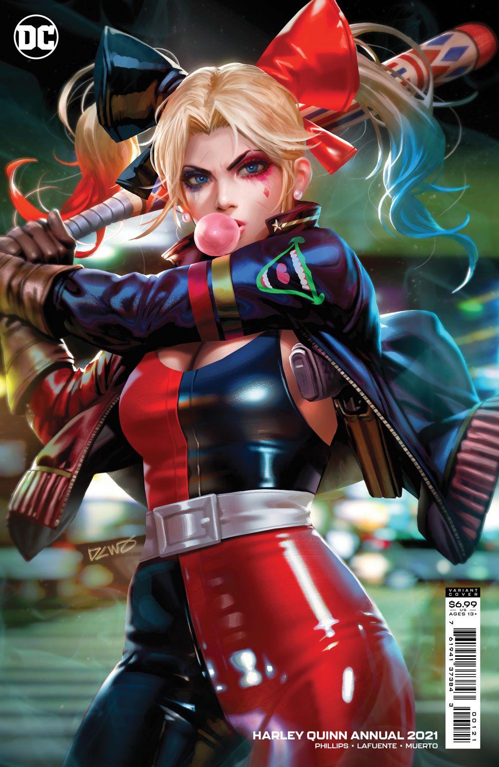HQANN21_Cv1_var DC Comics August 2021 Solicitations
