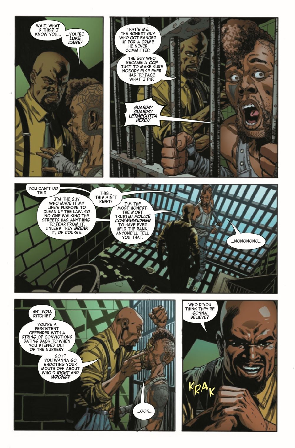 HRAMERIKNIGHTS2021001_Preview-6 ComicList Previews: HEROES REBORN AMERICAN KNIGHTS #1