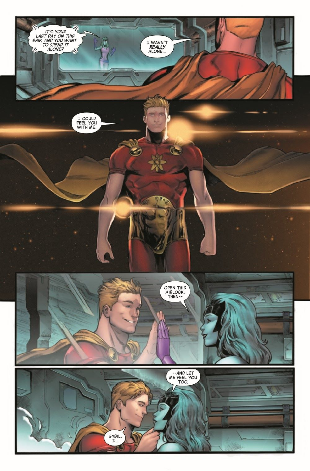 HRHYPIMPG2021001_Preview-4 ComicList Previews: HEROES REBORN HYPERION AND THE IMPERIAL GUARD #1