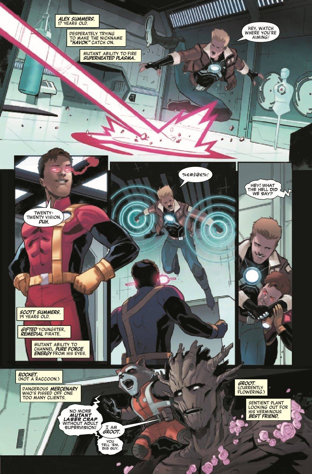 HRHYPIMPG2021001_Preview-7 ComicList Previews: HEROES REBORN HYPERION AND THE IMPERIAL GUARD #1