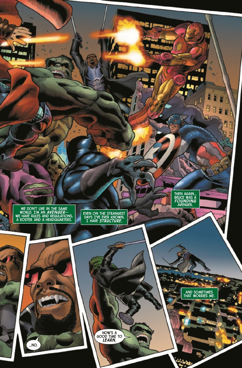 HULK2018047_Preview-4 ComicList Previews: THE IMMORTAL HULK #47