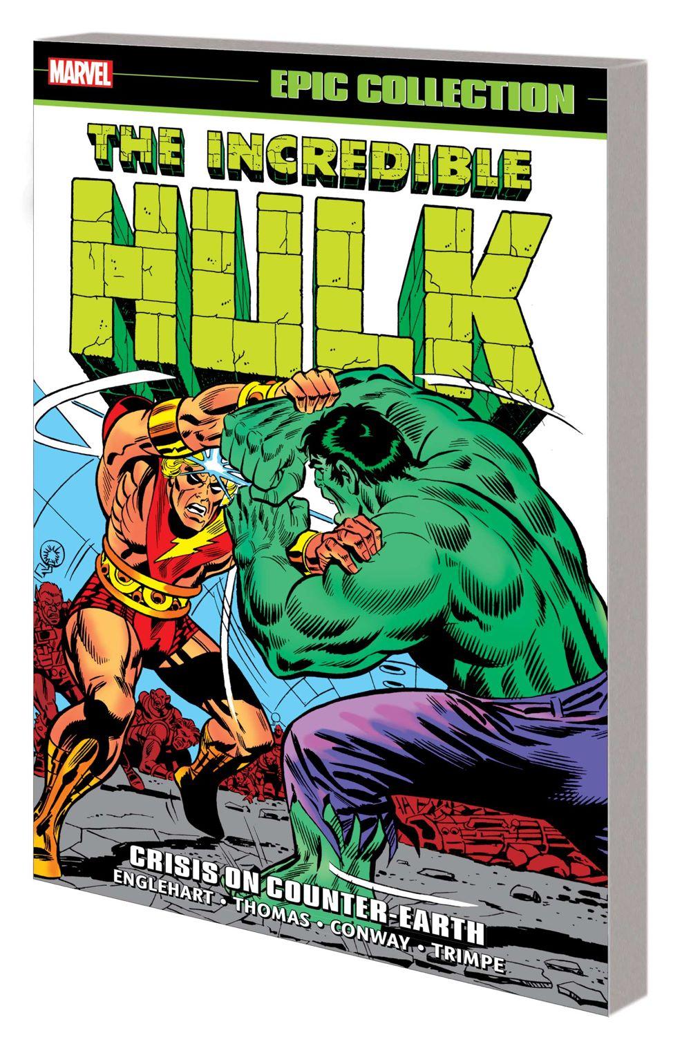 HULKEPICV06_TPB Marvel Comics August 2021 Solicitations