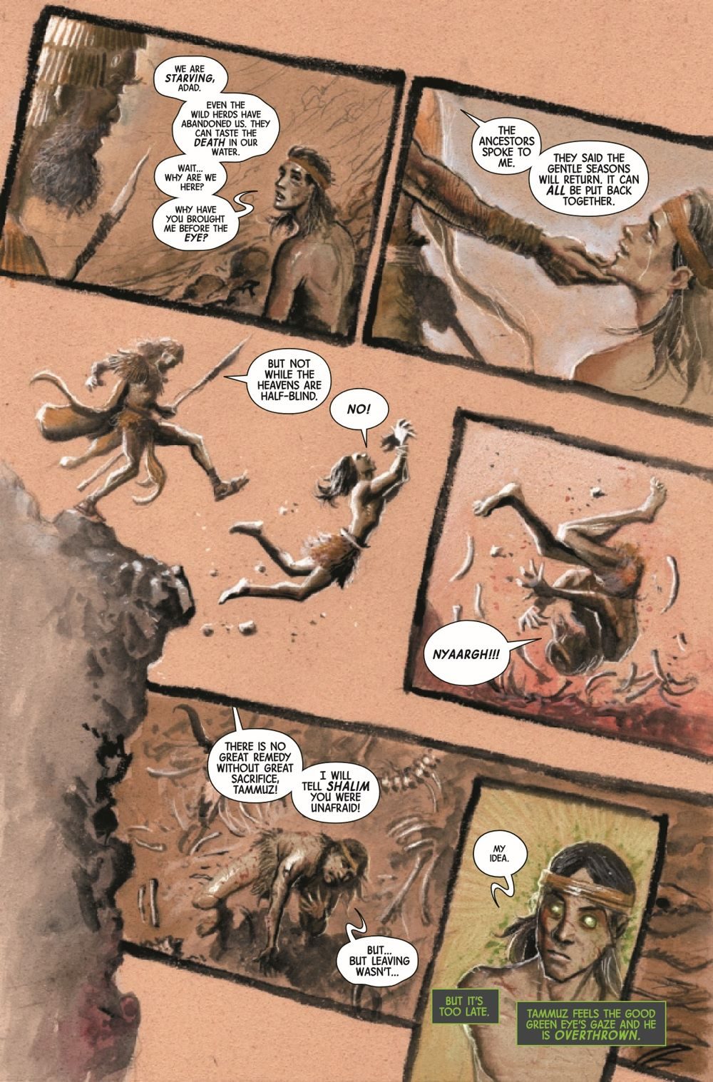 HULKTOMONSTR2021001_Preview-4 ComicList Previews: THE IMMORTAL HULK TIME OF MONSTERS #1
