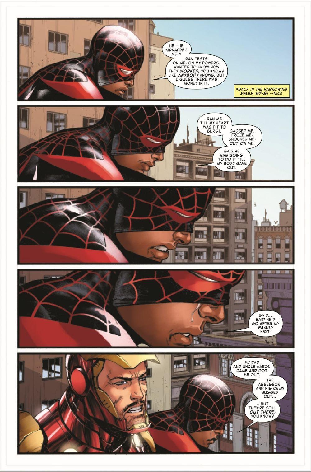 IMANN2021001_Preview-3-1 ComicList Previews: IRON MAN ANNUAL #1