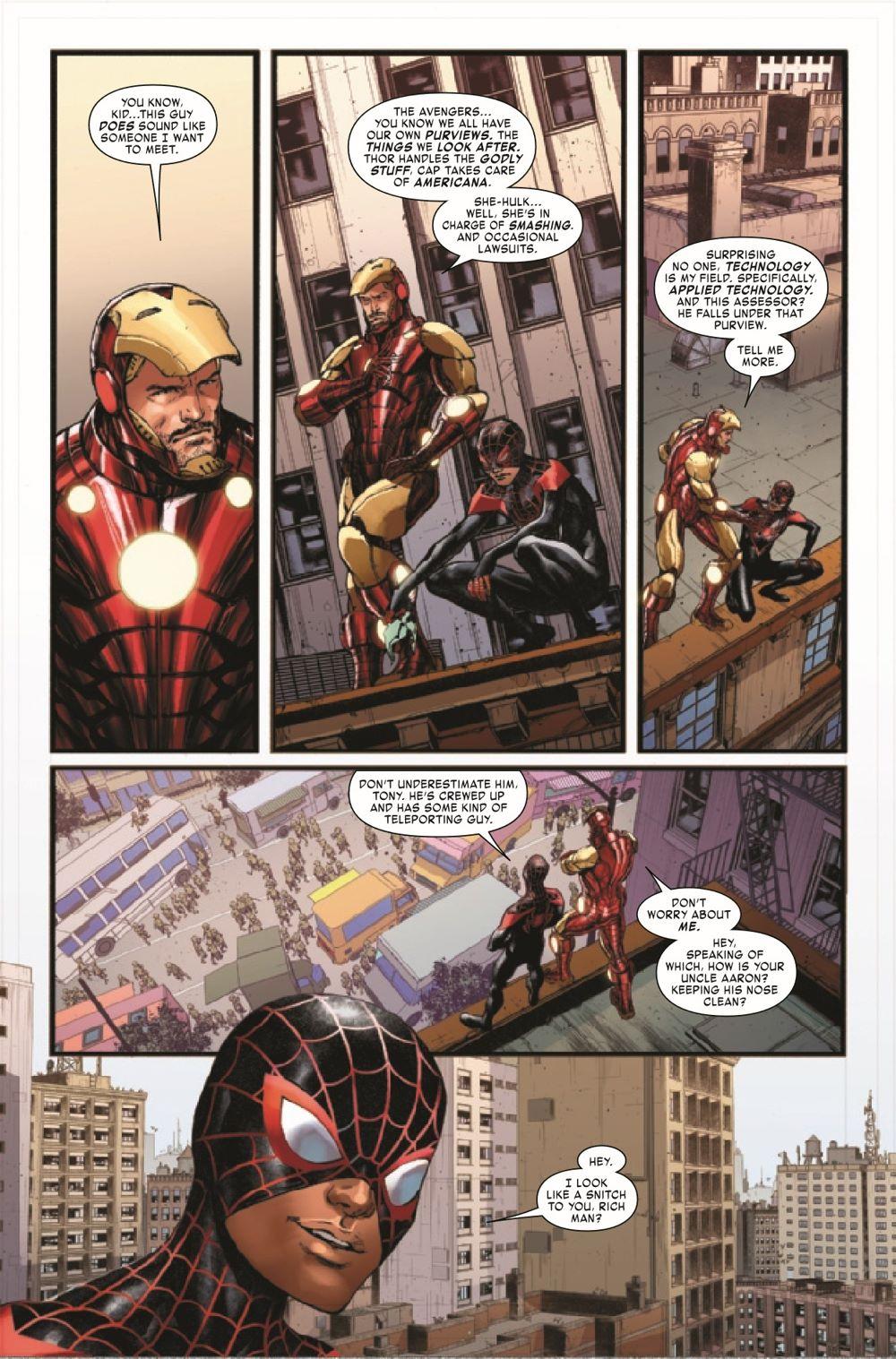 IMANN2021001_Preview-4-1 ComicList Previews: IRON MAN ANNUAL #1