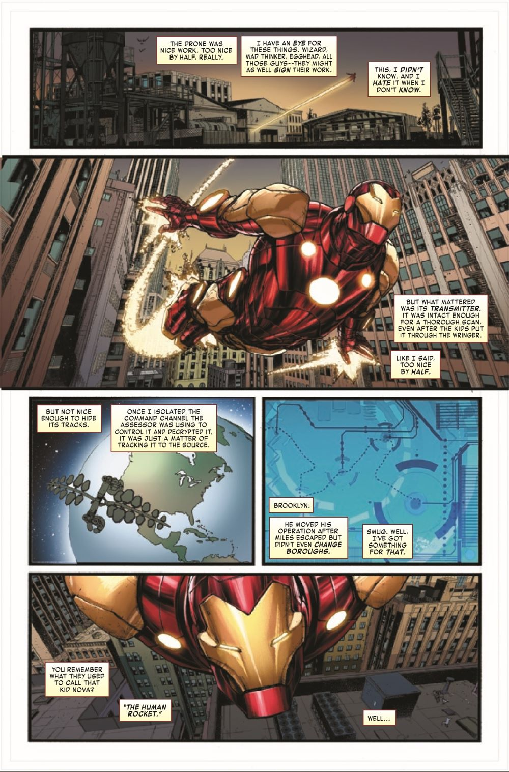 IMANN2021001_Preview-6-1 ComicList Previews: IRON MAN ANNUAL #1