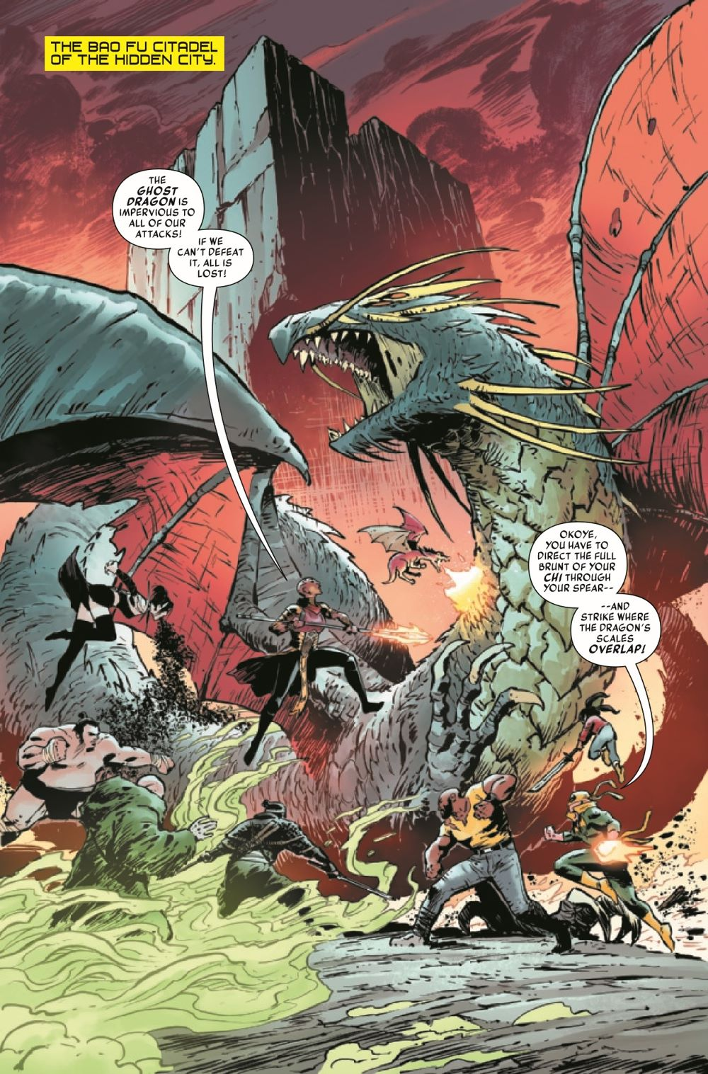 IRONFISTHOD2021006_Preview-3 ComicList Previews: IRON FIST HEART OF THE DRAGON #6 (OF 6)