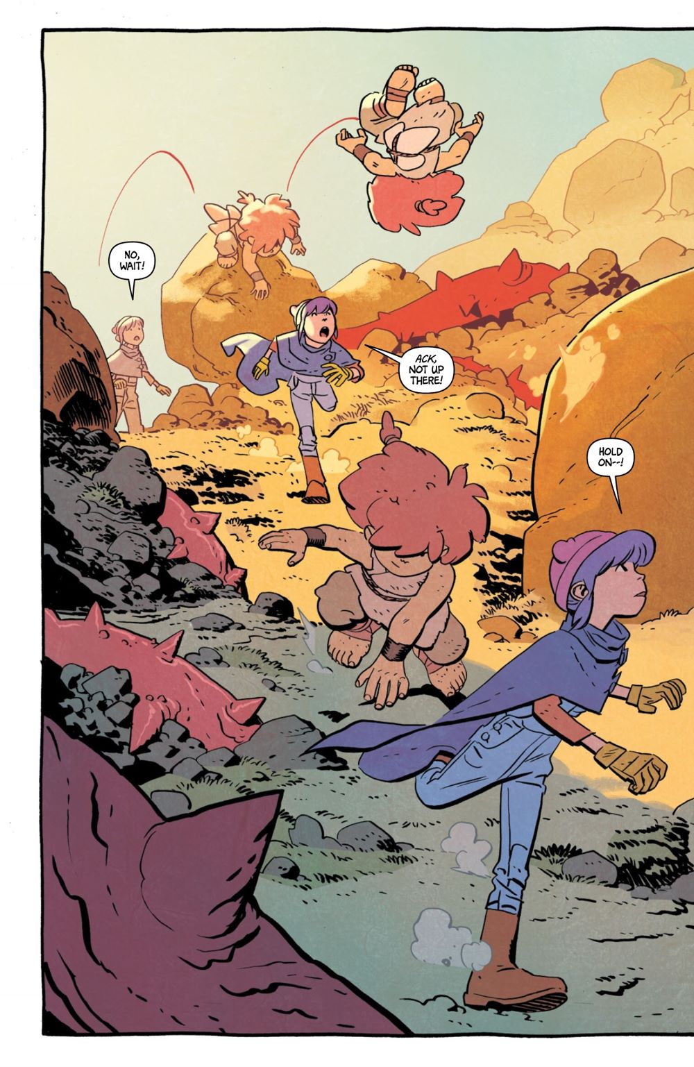 JONNA-3-REFERENCE-07 ComicList Previews: JONNA AND THE UNPOSSIBLE MONSTERS #3