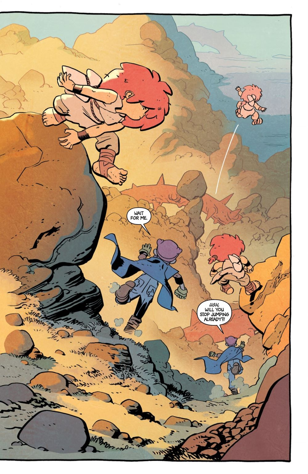 JONNA-3-REFERENCE-08 ComicList Previews: JONNA AND THE UNPOSSIBLE MONSTERS #3